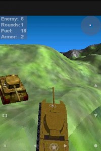 Tank Ace 1944 in Game Play 5