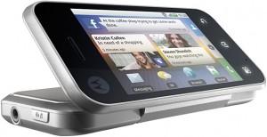 Motorola Backflip Flipped