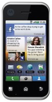 Motorola Backflip Front