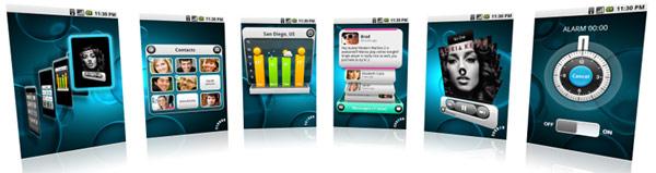 TAT Home, a Cool 3D Gesture Home Screen