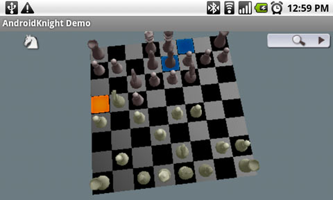 Androidknight 3d chess androidtapp - Multi level chess board ...