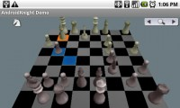 AndroidKnight 3D Chess in Game Play 5