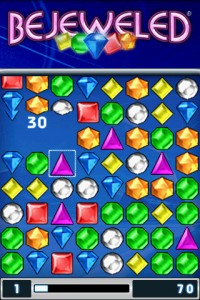 Bejeweled in Game Play 1