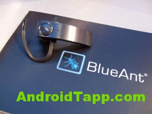 BlueAnt Q1 Bluetooth Headset 4