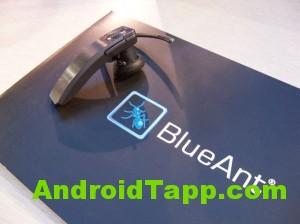 BlueAnt Q1 Bluetooth Headset 5