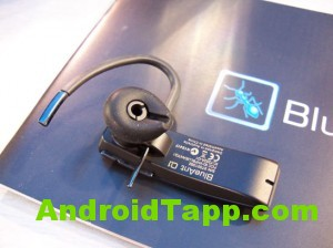 BlueAnt Q1 Bluetooth Headset 6