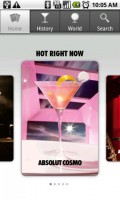 Drinkspiration by ABSOLUT Hot Right Now