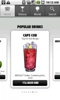 Drinkspiration by ABSOLUT Popular Drinks