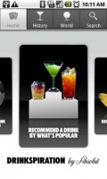 Drinkspiration by ABSOLUT Reccomend by Popularity