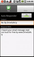 DriveSafe.ly Email Auto-Responder