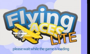 Flying Aces Splash Screen