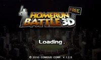 HOMERUN BATTLE 3D Loading Screen