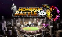 HOMERUN BATTLE 3D Start Screen