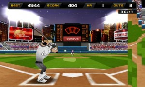 HOMERUN BATTLE 3D in Game Play 1