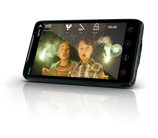 Sprint's HTC Evo 4G Showing All Its Glory [Videos]