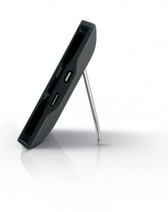 HTC EVO with Stand