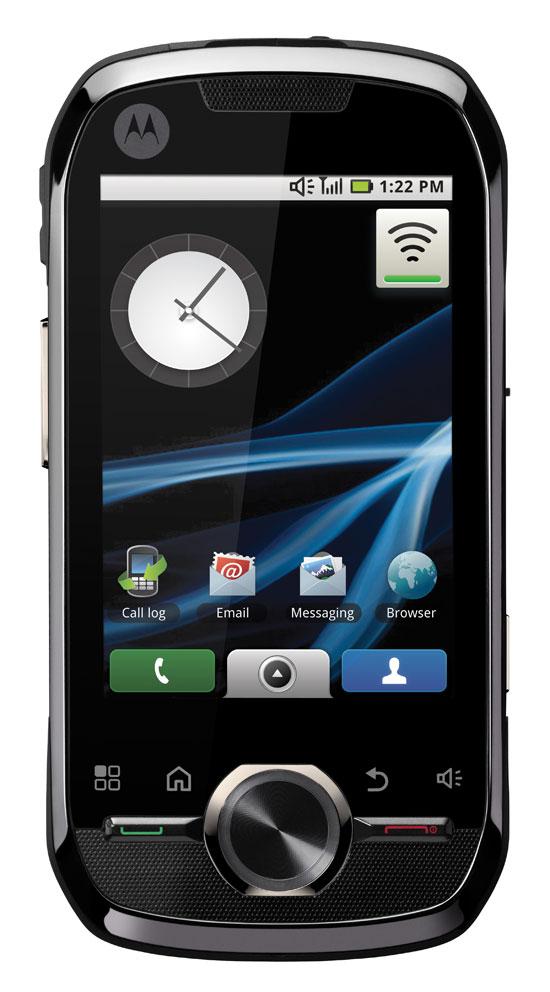 Push to Talk Motorola i1 Android Phone
