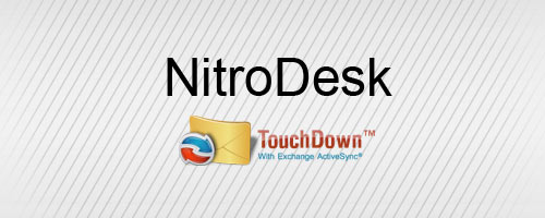 Android Developer Spotlight: NitroDesk