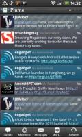 Plume for Twitter Timeline