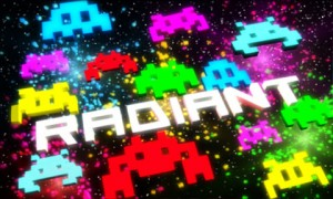 Radiant Splash Screen
