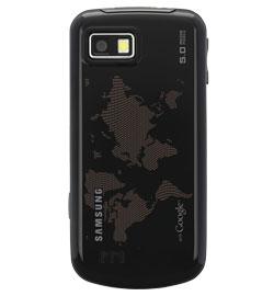 Samsung Behold 2 Back