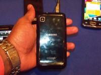 Samsung Galaxy S at CTIA Wireless