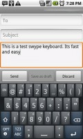 Swype Keyboard Numbers