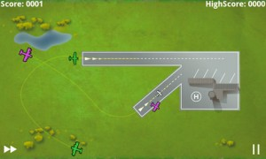 Air Control in Game Play 5