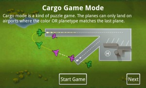 Air Control (Cargo Mode)
