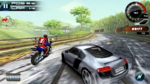 Asphalt 5 in Game Play 2