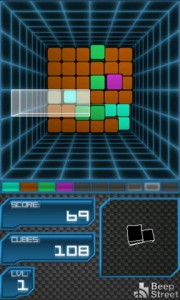 Blockx 3D in Game Play 2
