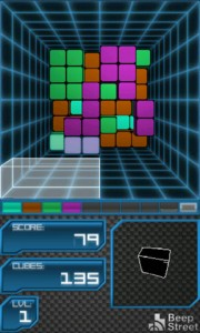 Blockx 3D in Game Play 3