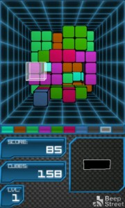 Blockx 3D in Game Play 4