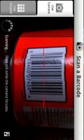 CNET Scan & Shop Scanning Product Barcode