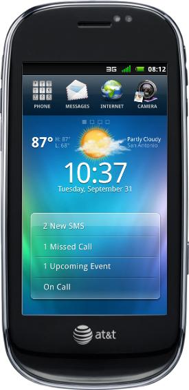 Dell Aero Android Smartphone