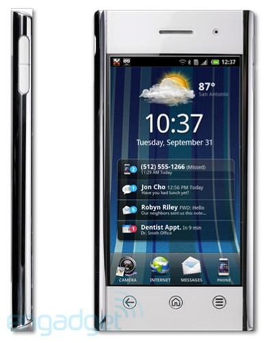Dell Flash Android Smartphone