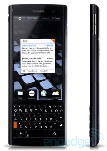Dell Smoke Android Smartphone