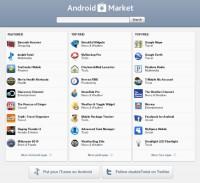 DoubleTwist Android Market via Web