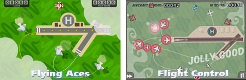 Cease and Desist: Flight Control (iPhone) to Flying Aces (Android) Developers