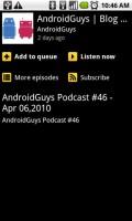 Google Listen AndroidGuys Channel