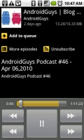 Google Listen AndroidGuys Podcast