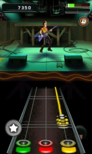 Guitar Hero 5 for Android in Game Play 3