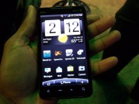 HTC Evo at Sprint Event