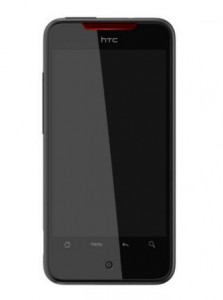 HTC Incredible (3D Renders of Front View)