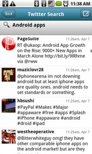 HootSuite for Twitter Search
