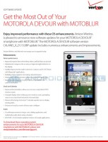 Motorola Devour Update Full