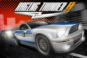 Raging Thunder 2 Splash Screen