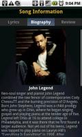 Slacker Radio Artist Bio
