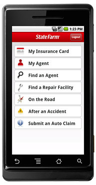 State Farm Launches Android App