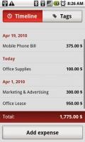 Toshl Expense Tracker